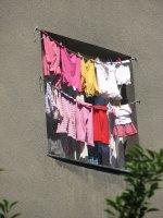 ubrania - przekrój